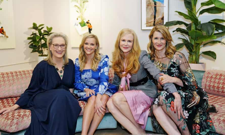 Nicole Kidman played Celeste Wright, a survivor of domestic abuse, in the HBO series Big Little Lies