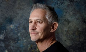 Gary Lineker said the BBC was 'unbelievably respected around the world' and defended it in the face of claims of bias.