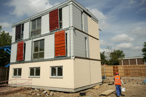 Can modular homes solve the UK's housing crisis? | Design | The Guardian