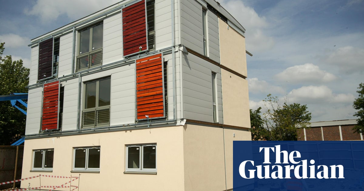 Can modular homes solve the UKs housing crisis?