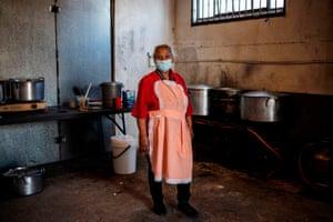 Johannesburg, South Africa: Rize Jacobs, schoolteacher