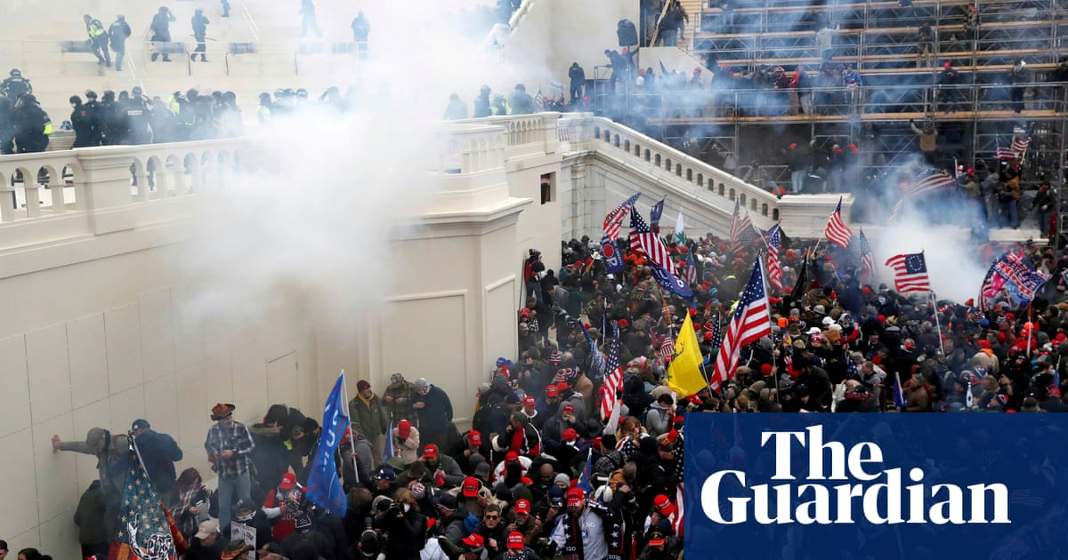 Capitol police condemned by US states for January attack failures, emails show