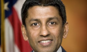 Sri Srinivasan: he clerked for former Justice Sandra Day O'Connor, a Republican and defended oil giant ExxonMobil.