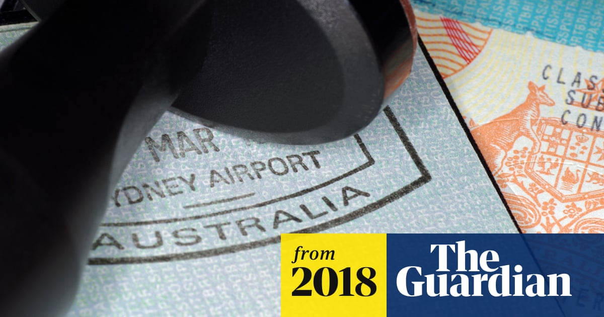Australia doubles financial requirement for families of new