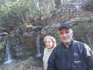 Ali and Aysin Büyüknohutçu who were killed in their home after winning a campaign to shut down a marble quarry.