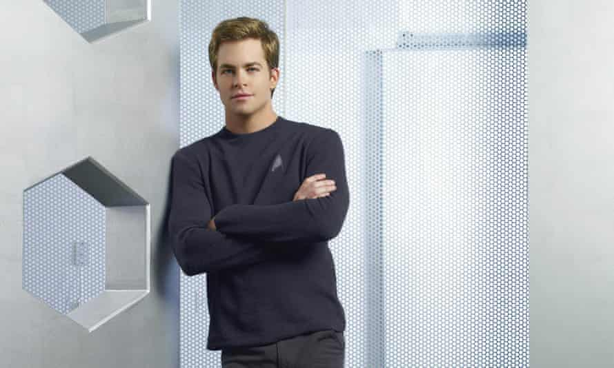 The man to save swords-and-sorcery? ... Chris Pine in Star Trek.