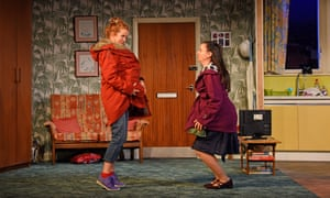 Lisa Howard as Anthea and Suzanne Ahmet as Maggie in They Don't Pay? We Won't Pay!