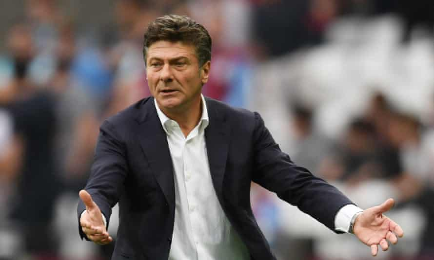 The Watford manager, Walter Mazzarri, says he and José Mourinho have settled their differences after they had a tense relationship in Serie A.