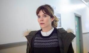 Anna Friel as Marcella in Hans Rosenfeldt's new series.