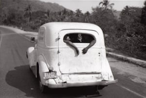 On the Acapulco road, Mexico.