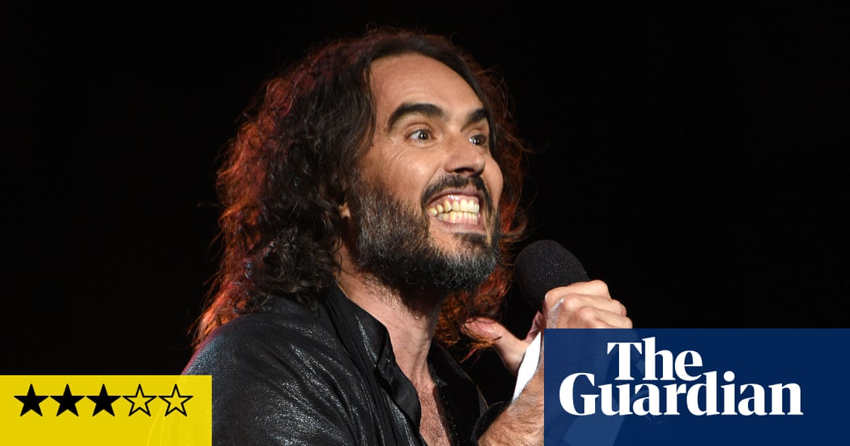 Russell Brand review – piety, politics and parenting
