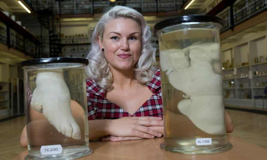 Carla Valentine: 'The first time my mum heard I wanted to be a mortician was when I was about 10 years old.'