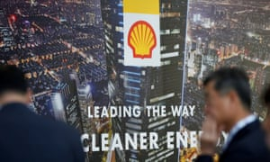 A group of retail investors have tabled the resolution at Shell's AGM, asking it to establish carbon emission reduction targets.