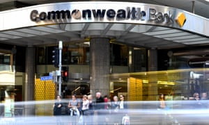 A Commonwealth Bank building