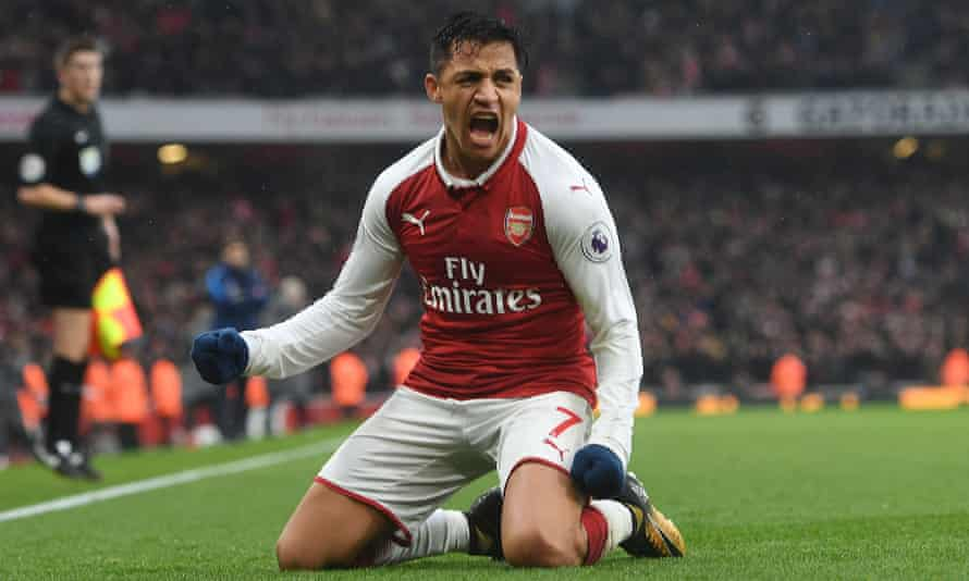 Alexis Sánchez will give Manchester United another edge, another way to win if he joins from Arsenal.