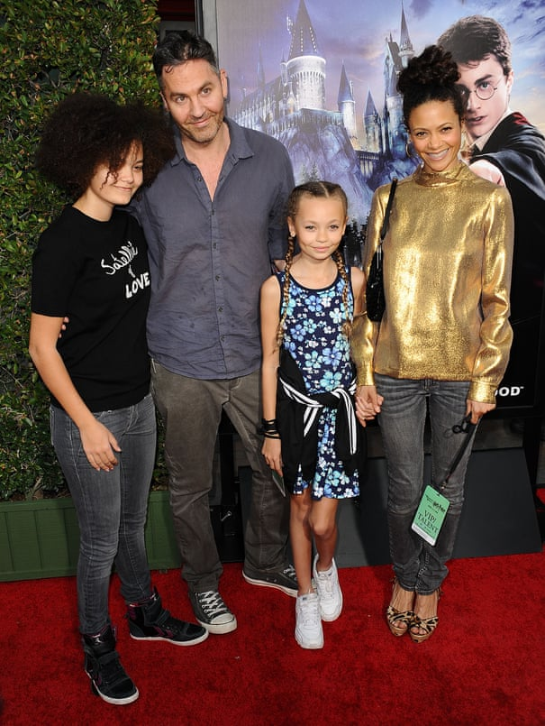 Thandie Newton: 'I wake up angry – there's a lot to be angry
