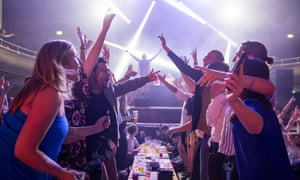 Bongo's Bingo in Manchester, one of many alternative nights out springing up around the country.