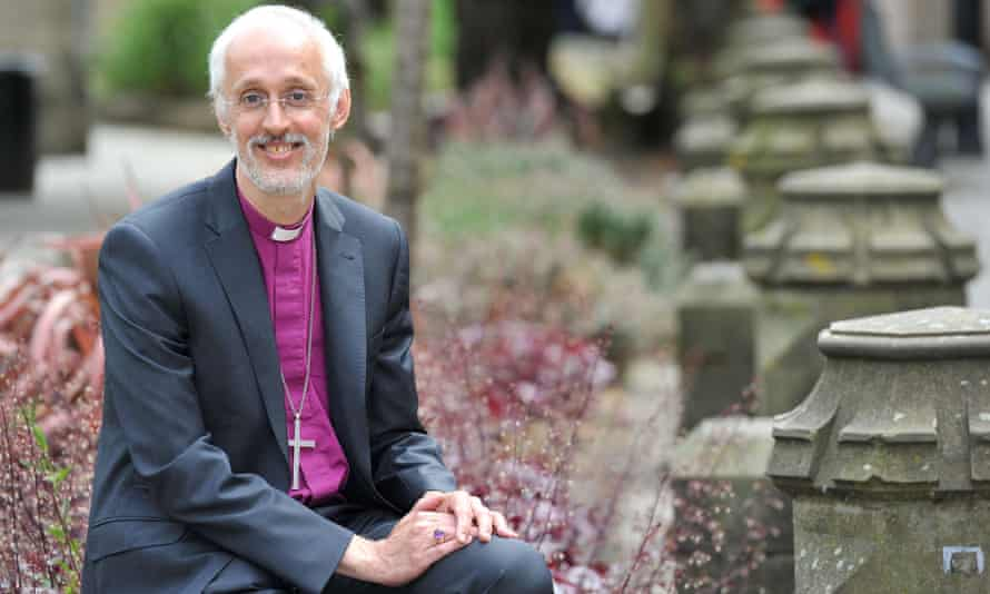 The Bishop of Manchester, David Walker: 'I'm only interested in having sensible conversations, not talking with people who want to wind me up.'
