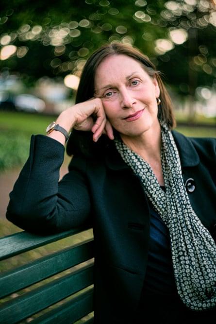 Australian author Brenda Walker