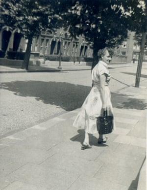 Brenda Jackson, 1951 or 52