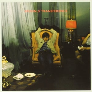 Spoon Transference cover