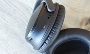 Bose QC35 wireless headphones: simply unrivalled noise