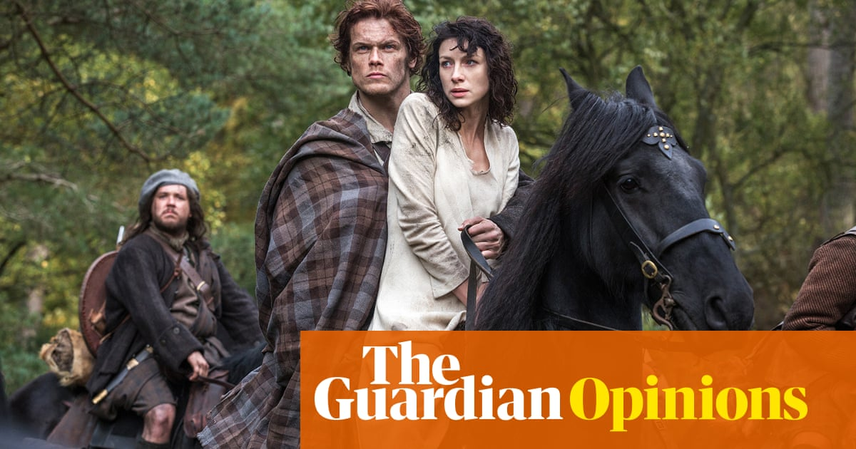 The outre Outlander was my lockdown solace