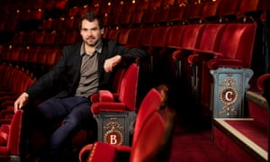 Daniel Kramer, new artistic director of the English National Opera.