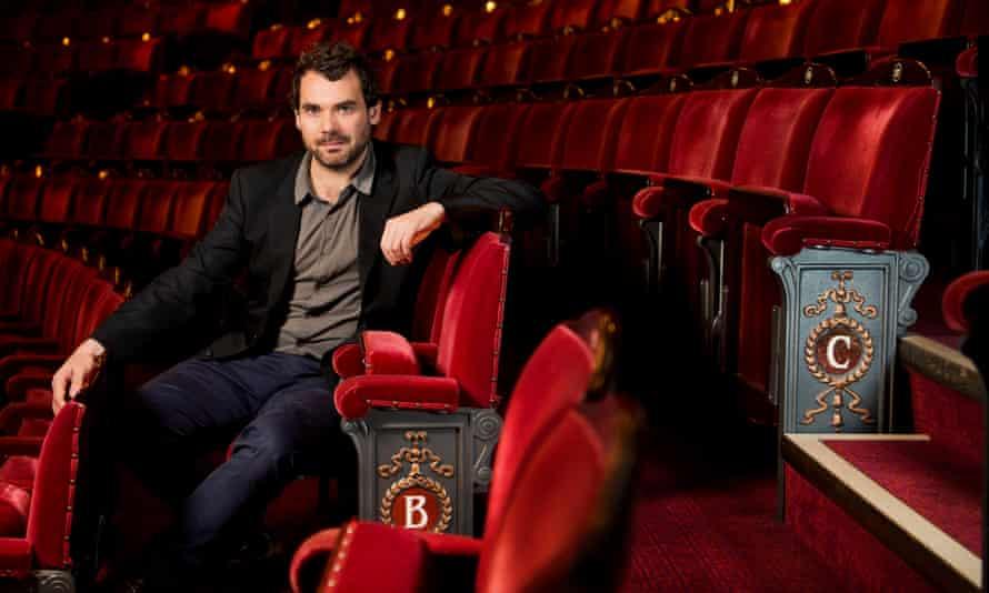 Daniel Kramer, new artistic director of the English National Opera.