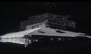 A star destroyer