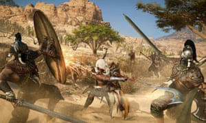 Ubisoft has faced criticism for extensive its use of pre-order bonuses. Assassin's Creed Origins comes with an exclusive mission set around the construction of the first pyramids in Egypt