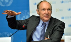 Tim Berners-Lee, inventor of the world wide web, has warned of the threats it poses to civilisation.