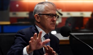 Malcolm Turnbull on radio station 3AW in Melbourne.