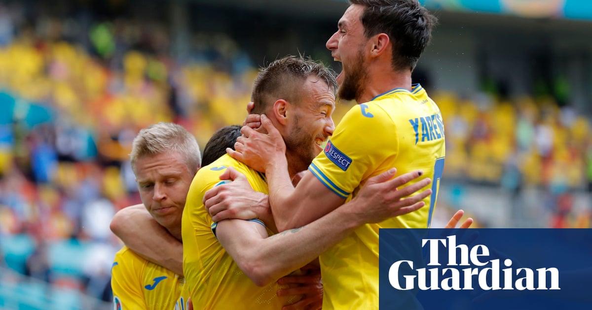 Ukraine edge past North Macedonia as Yarmolenko and Yaremchuk score again