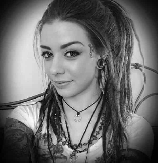 Samantha Barber, the Manchester-based tattoo artist who started the fundraising campaign.