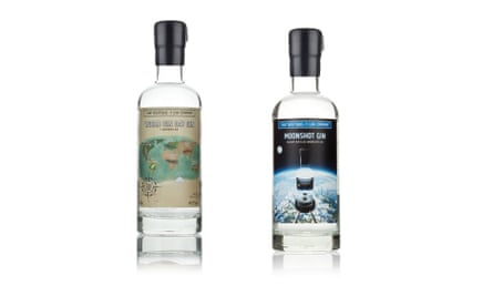World gin day gin, £31.95Moonshot gin, £32.95That Boutique-y Gin CompanyBoth from masterofmalt.com
