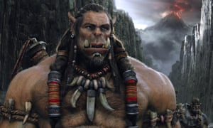 Half-term heroics … Warcraft: The Beginning.