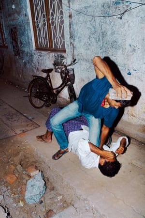 The Fight, India, 2017