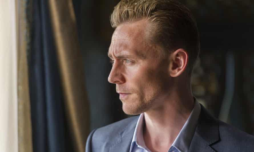 Tom Hiddleston in The Night Manager.
