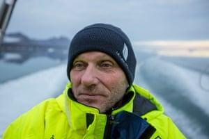 Jack-Robert Moller - UK director of Norwegian Sea Food Council.