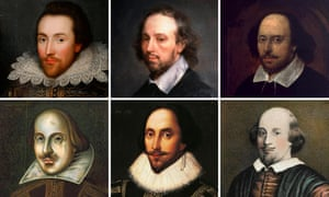 Later portraits of William Shakespeare