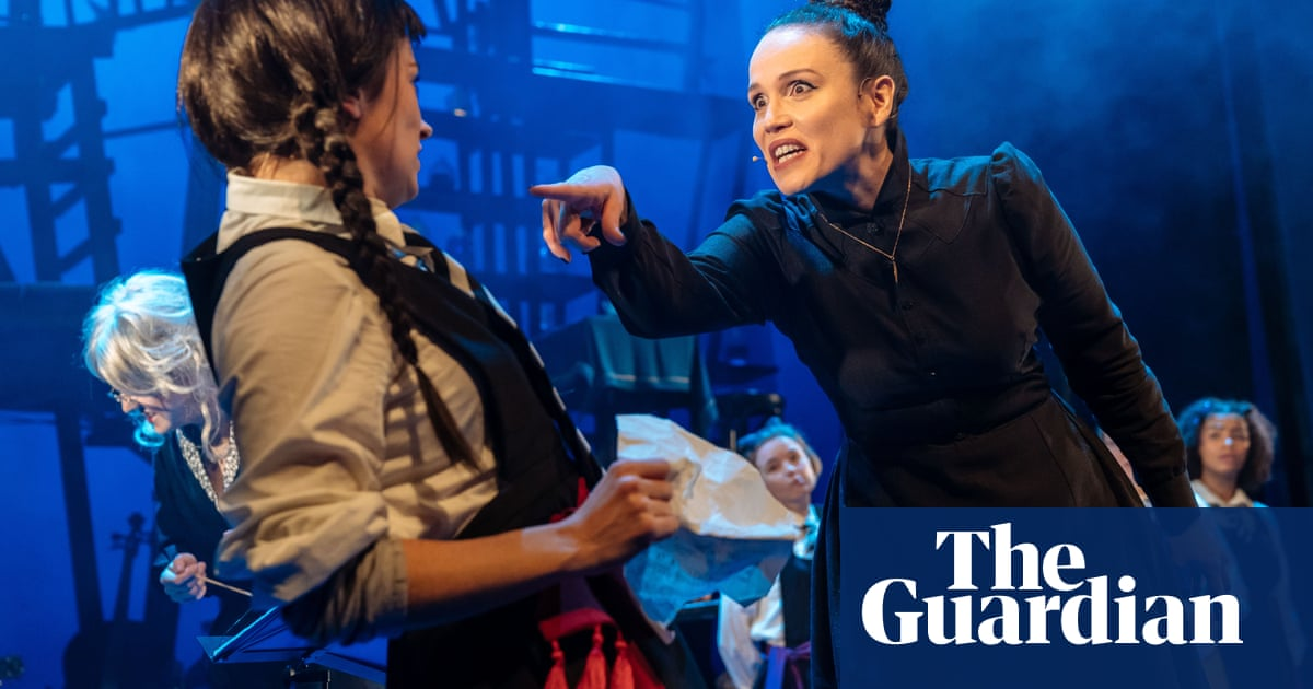 The Worst Witch review – crafty show brims with magic | Stage | The