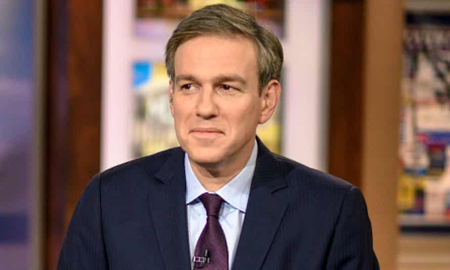 Bret Stephens in August. His column has sparked a series of controversies.