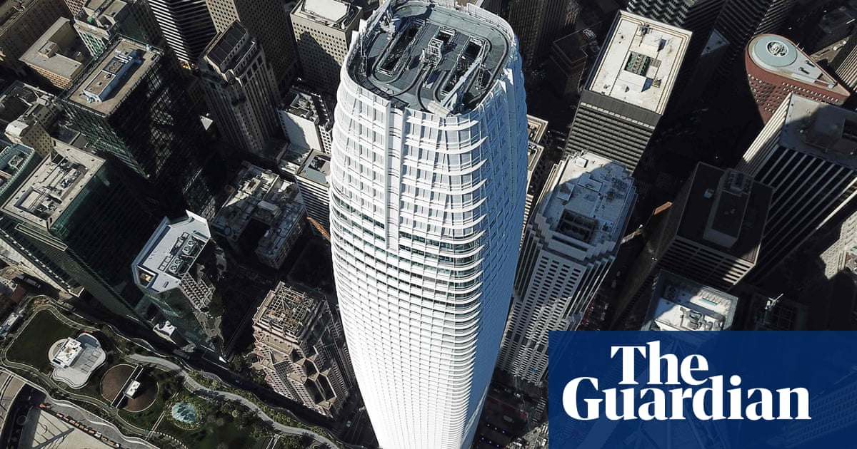 Salesforce shifts away from in-person work: 'The 9-to-5 workday is dead' - The Guardian