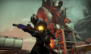 Destiny: Rise of Iron review – impressive expansion gives fans what