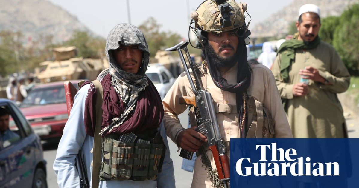 'There are no women in the streets' – the day life changed in Kabul