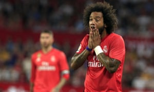 Will Marcelo be playing in red next season?