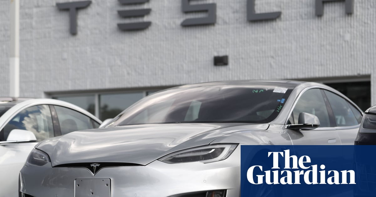 Thirty Tesla crashes linked to assisted driving system under investigation in US