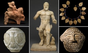 Items from ancient Iraq