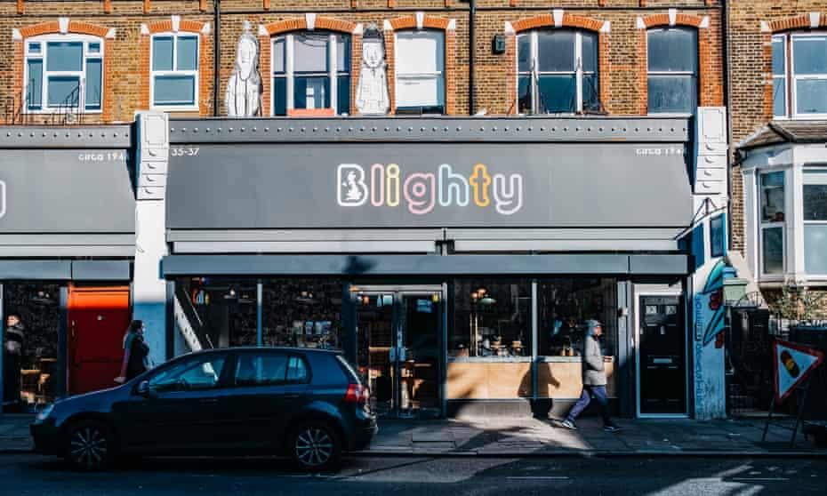 تکرار Blighty ، جاده Blackstock